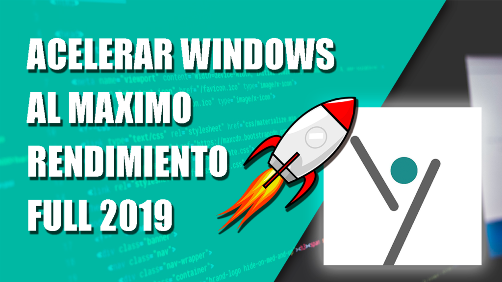 Como optimizar windows 10