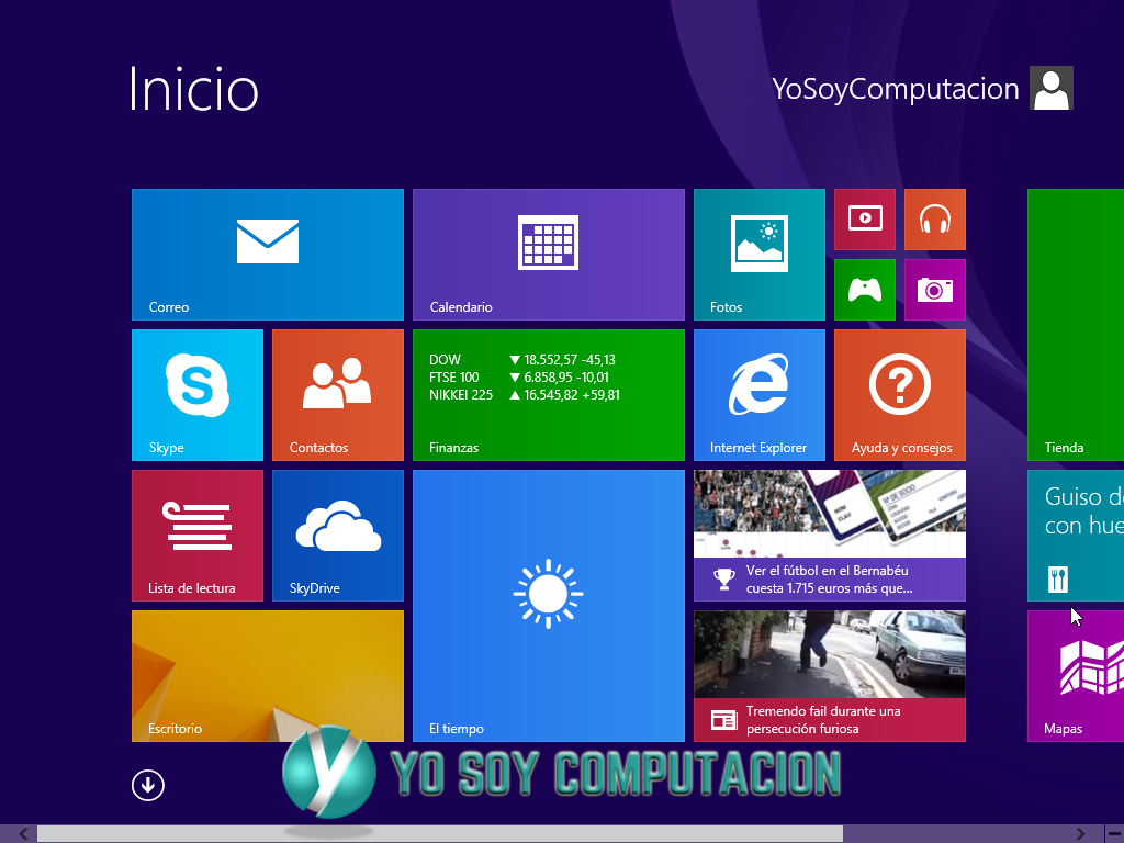 Como instalar Windows 8.1 desde cero