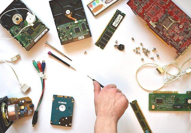 Reparar Fallas de Hardware Pc